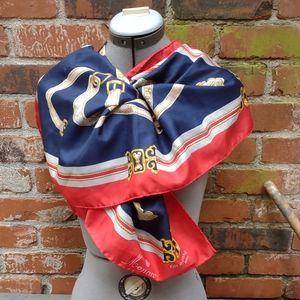 Monaco silk scarf